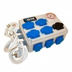 Tempo Box 12 salidas + calefacción
