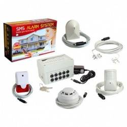 Sms Alarm Controller Kit 7 componentes