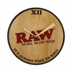 Raw Reloj Pared