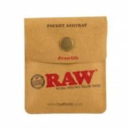Raw cenicero portatil 10uds
