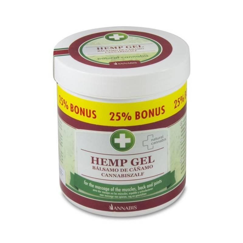 Hemp Gel Masajes 300 ml