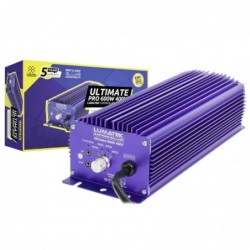 Balastro 600W Controlable Ultimate Pro 400V Lumatek