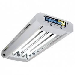 Propagator Lightwave T5 2x24W (tubos incl.) 59x22.5x6cm 3300 lúmenes