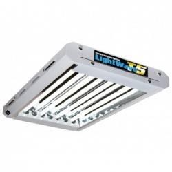 Propagator Lightwave T5 4x24W (tubos incl.) 59x37x6cm 6600 lúmenes