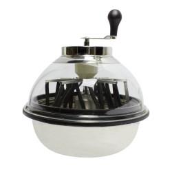 Peladora LEAF CUTTER (manual 40cm diámetro)