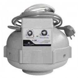 Extractor PK Control Temperatura