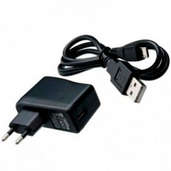Crafty Cargador Red + USB 220 V