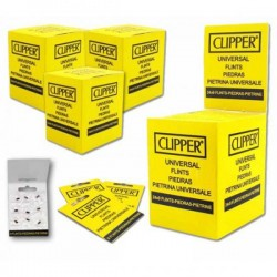 Clipper Piedras 6 sobres x 9 u.