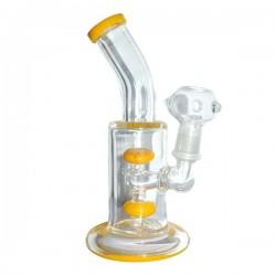 Bong BHO Cristal Percolator 15 cm
