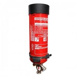 Extintor de polvo disparo automático 1kg