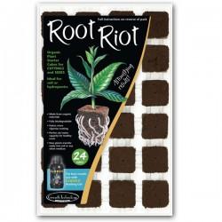 Root Riot Bandeja 24 u. - Growth Technology