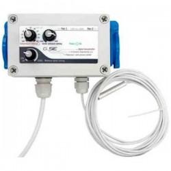 Controlador GSE Temperatura + Baja Presion