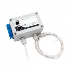 Controlador GSE Temperatura + Histeresis 10 amp + Velocidad minima