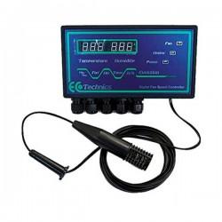 Controlador Temperatura + Humedad Evolution