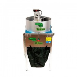 Peladora Oruga Verde M - 1002 Rotor