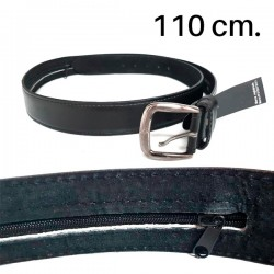 Camuflaje Cinturon Billetera