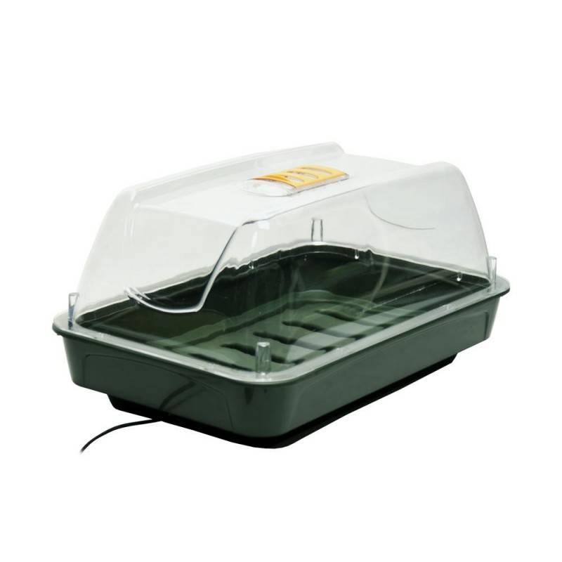 Invernadero mini eléctrico