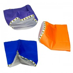 Bolsa Pure Factory 20L - Kit 3 Bolsas