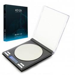 Báscula Kenex CD Music Tunes 500 - 0