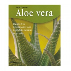Aloe Vera- El poder de su principio activo y las propiedades curativas de sus hojas.