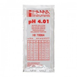 Calibrador PH4 - Sobre 20 ml - Hanna