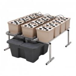 Dutch Pots 1m2 Aeropónico General Hydroponics