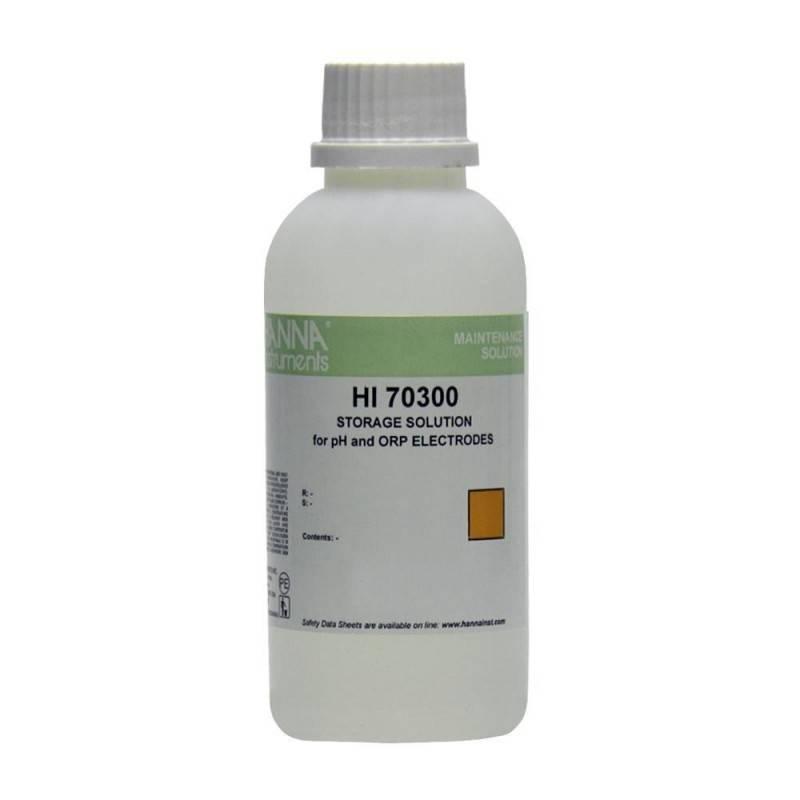 Solución de mantenimiento 230ml (HI70300)