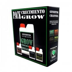 Pack Crecimiento - Genehtik Nutrients