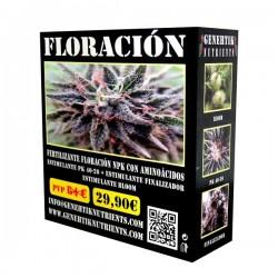 Pack Floración - Genehtik Nutrients