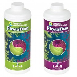 Flora Duo Grow Agua Blanda - General Hydroponics