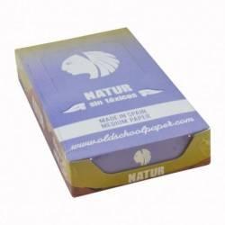Caja Natur granel Medium 3100 Hojas