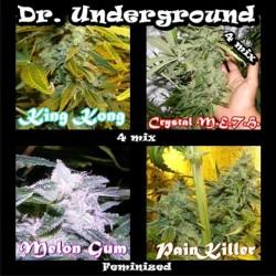 Killer Mix - Feminizadas - Dr Underground