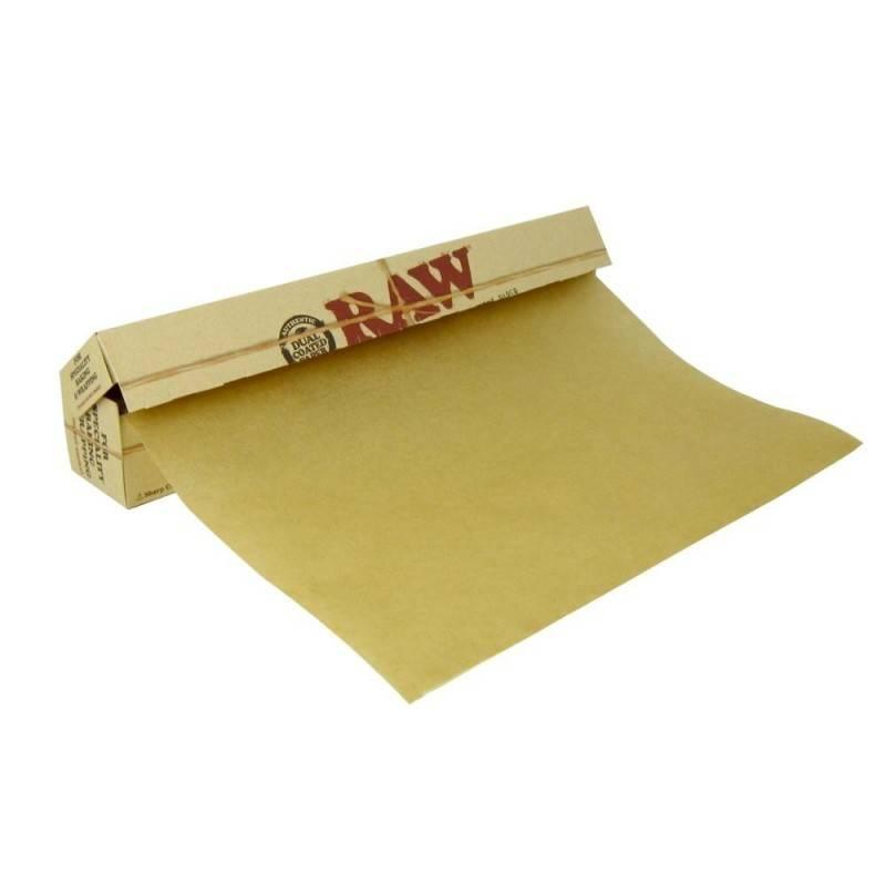 Papel Horno Raw Rollo 40cm x 15m 1und/caja