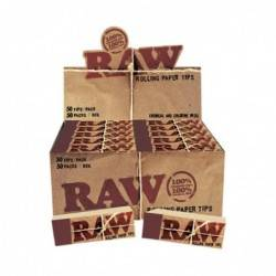 Raw Tips 50 Leaves 50/Box