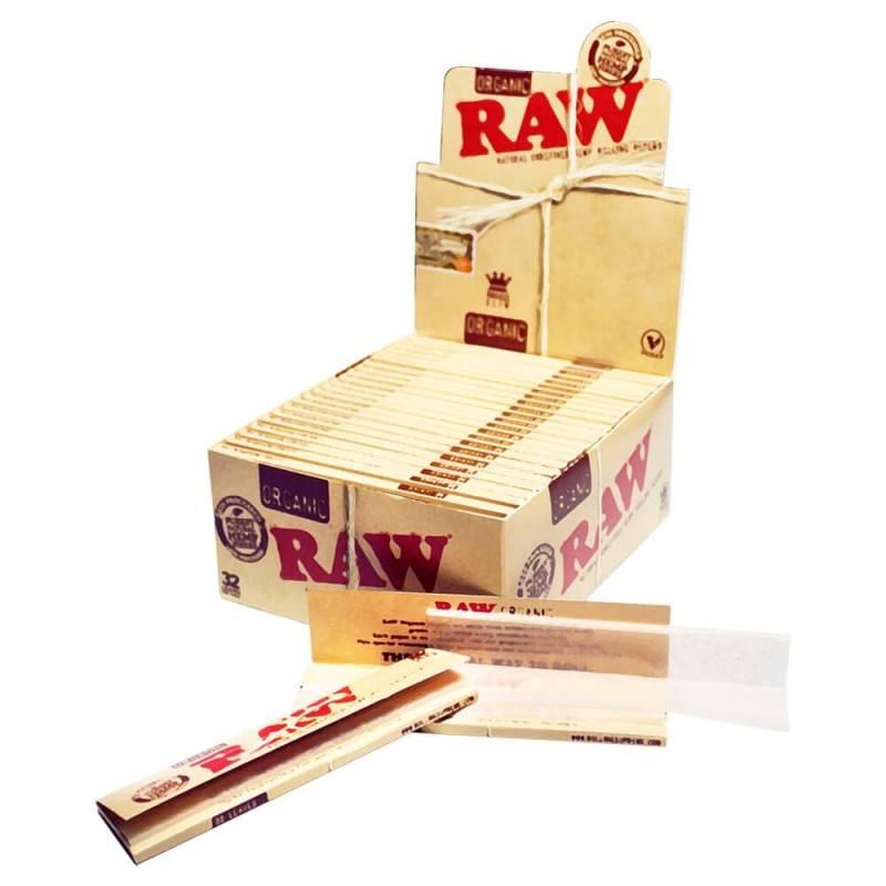 Raw Conoisseur KS Slim+Tips 24
