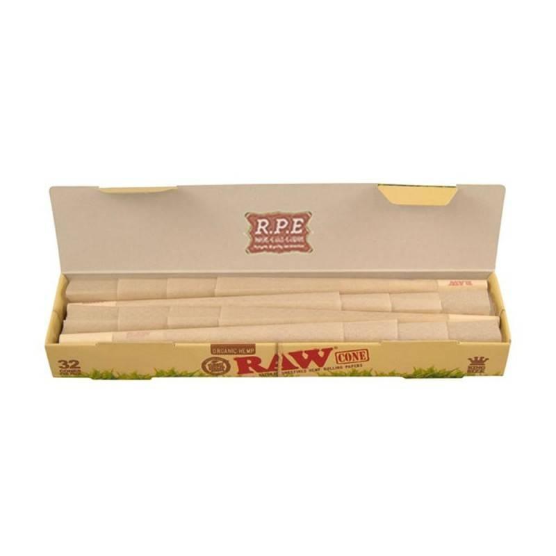 Raw Cone 1 43191 32/Box
