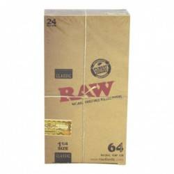 Raw Papers 43191 box/64 hojas