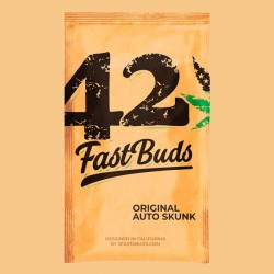 Auto Skunk - Autoflorecientes - FastBuds Seeds