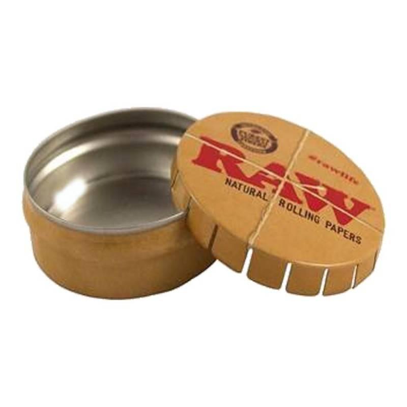 Raw Caja metal click