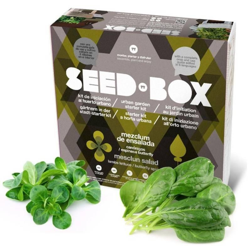 SeedBox Collection Ensaladas