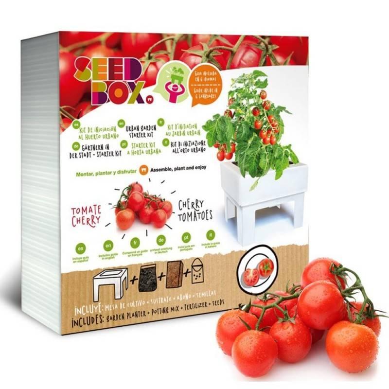 SeedBox Cultívame tomate Cherry