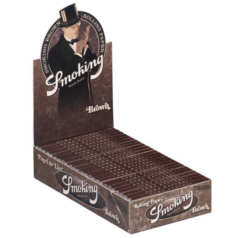 Smoking Brown 1 43191