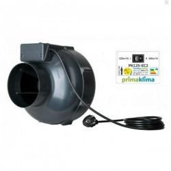 Extractor PK Control Velocidad EC-TC 125 mm - 400 m3