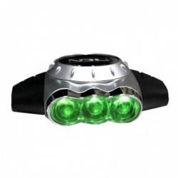 Linterna verde led Visera VDL