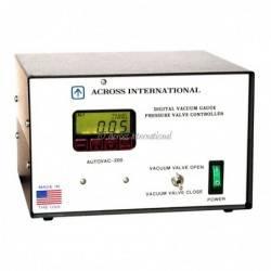 Regulador de vacío con manómetro digtal