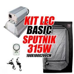 KIT LEC BASIC SPUTNIK LIGHT 315W 100x100x200