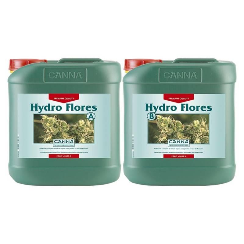 Hydro Flores A+B agua dura