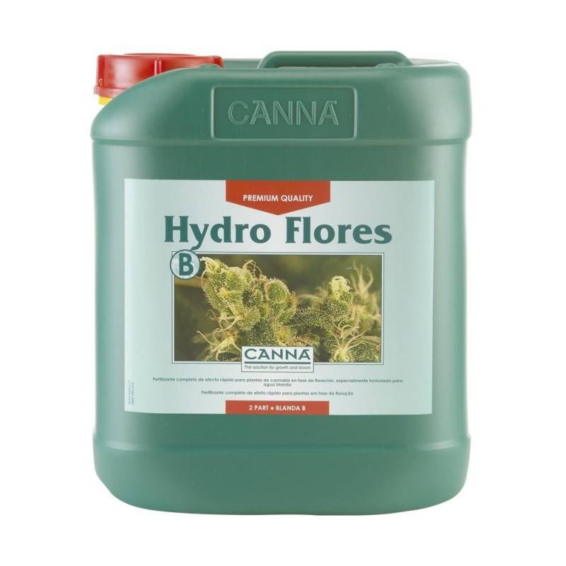 Hydro Flores B agua blanda