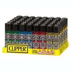 Caja Clipper Weed Skulls