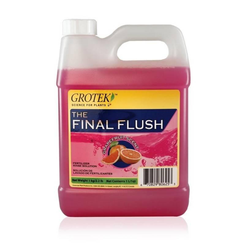 Final Flush Pomelo